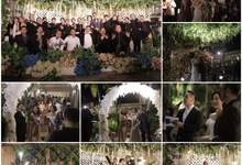 The Wedding of Edwin & Dinny by Elbert yozar Mc