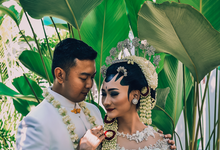 Wedding Tiara & Nirwan by Pandora Photography