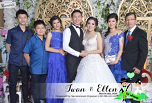 Iwan & Ellen Wedding by Booth of Moments
