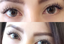 Japanese & Korean Eyelashes Extension  by Nail Avenue
