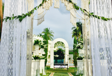 Bohemian themed wedding by Judan Vargas Events-Boracay.Kalibo