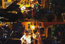 Live Jazz at Vincent's & RVK Sound System by BALI LIVE ENTERTAINMENT