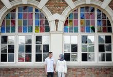 Story of prewedding : Dika & Riska by glamour photography