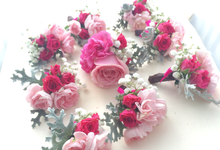 March Project by Ste Florist