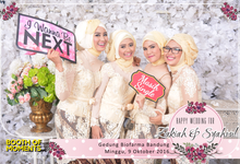 Full of Flowers Wedding by Booth of Moments