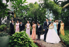 Tito n gritta wedding by glow_asia