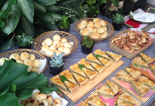 Natya & Wisnu Simple Breakfast for Akad Nikah by Masa De Pan Bread House