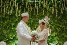 Rere & Acil Wedding Day by Djandela Photography