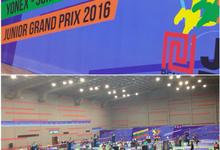 PB Jaya Yonex Sunrise Junior Grand Prix 2016 by Mutiara Garuda Catering