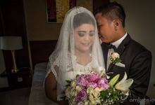 The Wedding Of Alex and Lani by Ambrosio Fotografia