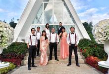 Roy & Evine Wedding 19 Agustus 2017 by Kaleb Music Creative