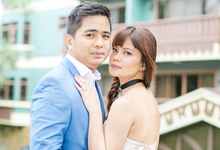 Prenup/ Engagement Shoots by Makeup by Marla Sabio