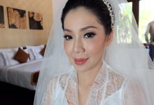 Lenny Wedding by Theiya Makeup Artistry