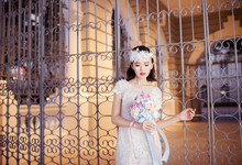 Bridal Fashion ~ Summer collection by Jen Lim Makeup Artist