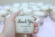 60gr classic soy candle by Scent and Light