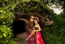 Prewed in Bali  by Yn.baliphotography