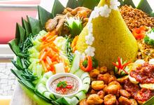 Custom Nasi Tumpeng by Stickee Bali