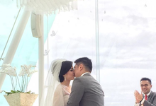 Toto and Selly in Bali by Rufous Events