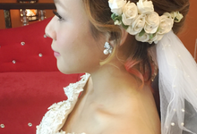 My sweetie bride by Joygrace MUA