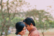 Ade & Indra by Anodima Photography