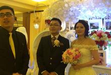 Wedding Organizer Ibianto & Susan 28 Mei 2017 by Fedora Organizer