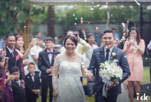 The Wedding of Zorche & Elly by Elbert Yozar
