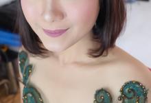 Ms Kiky  by jrmakeup_bali