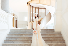 Bridal Fashion ~ Summer collection by Jen Lim Makeup Artist