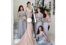 Bridal gowns by Claiza Bihasa