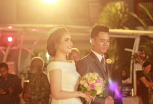 Wedding of Lucky & Naomi by Elbert Yozar