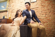 Prewedding of Defry & Piphin by Jessica Huang