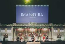 DIRA & IMAN - WEDDING RECEPTION by Promessa Weddings