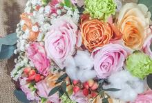 Vintage colors  by Royal Petals