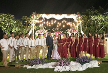 Garden Party of Iva & Teguh by Double You Wedding