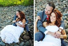 David & Kristina by Vronskiy Photography