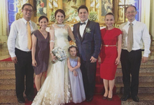 Ceremony: Laconico-Cuaresma Nuptials by Perfect Fourth