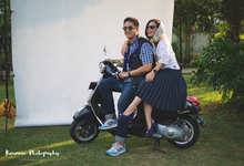 Nindy + Ray by kenarini photography