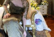 Alanna Basymeleh & Salman Bahasuan by Nabelle Thalib ( Professional Make Up Artist)