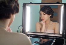 Makeup Party for Tika and Bayu wedding by Lala Lim makeup artist