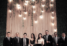 The Wedding of Peter & Ayu 14.2.16 by J & D'Southern