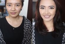 Andina Rahmaniyah by Face by Gabriella
