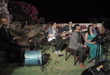 Jazzy Sextet & RVK Sound Lighting by BALI LIVE ENTERTAINMENT