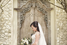 Arvin and Lily in Bali by Rufous Events