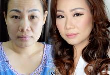 Make up for mrs. Yen yen by sherlychairy.mua