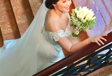 Cabuag - Alcantara Wedding by Joel Bautista Couture