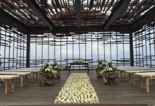 Wedding at Alila Villas Uluwatu by Alila Villas Uluwatu