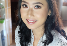 Ms chandra soft makeup by jrmakeup_bali