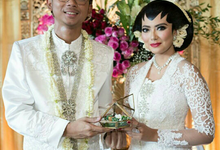 Wedding Ring Bearer for Seto & Ulima by Jeestudio Id
