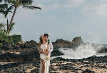 Intimate Maui Wedding Elopement by Amorphia Photography