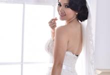 Wedding Makeup & Hairdo [EVE] by SaneyArd by saney ard make up